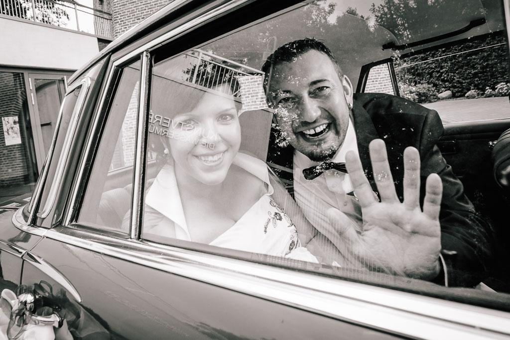 Hochzeit in der Wassermühle in Lohne
