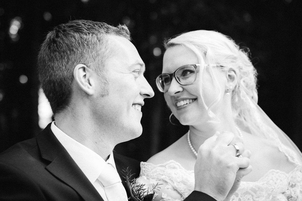 Als Hochzeitsfotograf im Burgwald in Dinklage