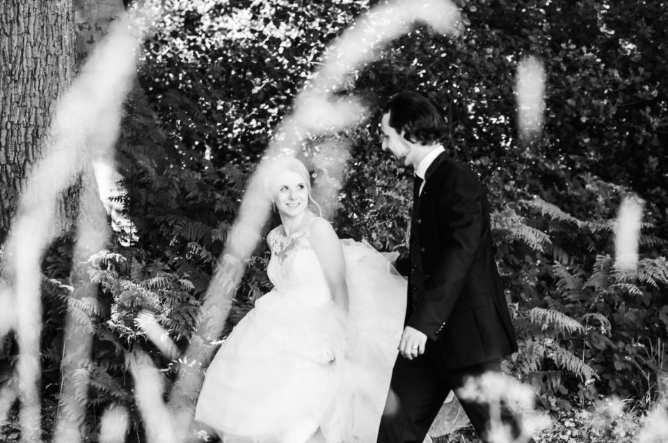 Emotionale Hochzeit in Lohne mit zwei Weltreisenden